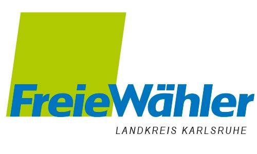Logo Freie Wähler Landkreis Karlsruhe